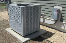 Residential Air Conditioning Unit